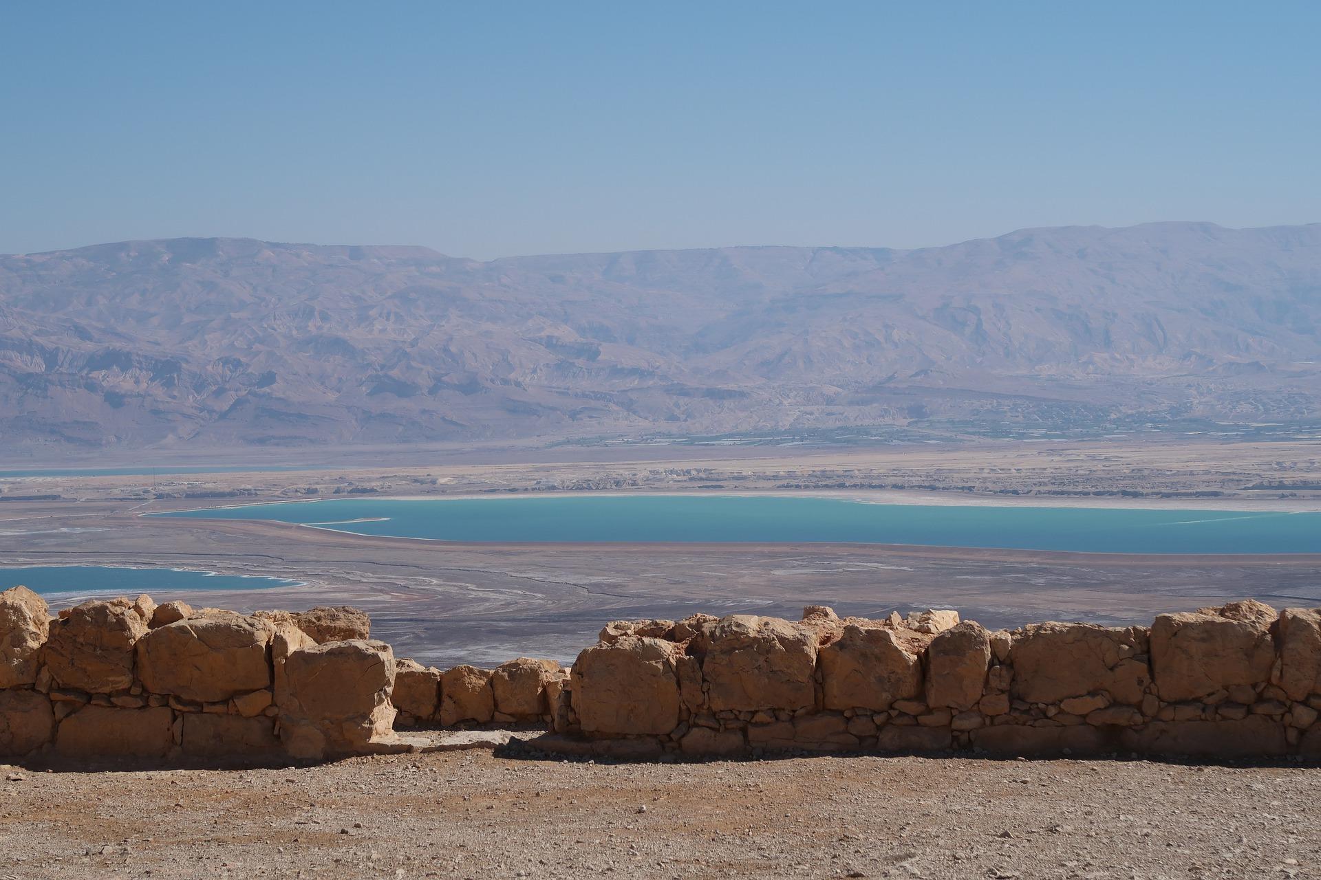 small group tour to masada dead sea